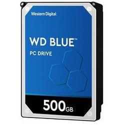 """WD Blue Dysk twardy - 500 GB - 2.5"""" - 5400 rpm - SATA-600 - 8 MB cache"""