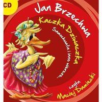 Książki dla dzieci, Kaczka Dziwaczka, Samochwała i inne wiersze - Jan Brzechwa