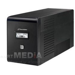 Ups Power Walker Line-interactive 2000va 2x 230v Pl + 2xiec Out, Rj11/rj45 In/out, Usb, Lcd