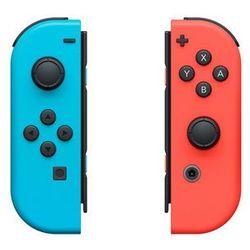 Nintendo kontrolery Joy-Con prawy i lewy niebieski i czerwony dla konsoli Nintendo Switch - BEZPŁATNY ODBIÓR: WROCŁAW!