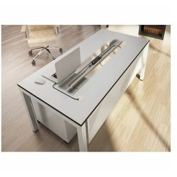 Prostokątne biurko stół STB 1880 COMFORT 1800x800mm