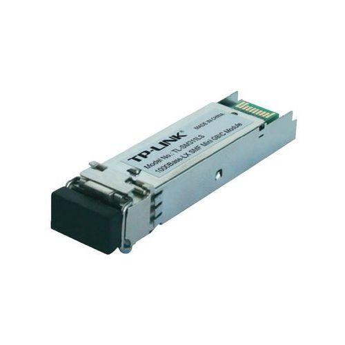 Światłowody i akcesoria, TP-Link TL-SM311LS 1000BaseLX SFP MiniGBIC LC SM 1310nm, max.10km