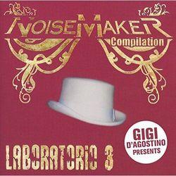 Gigi d agostino presents noisemaker compilation - laboratorio 3 - różni wykonawcy (płyta cd)