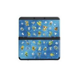 New 3DS Cover Plate Pokemon Mystery Dungeon