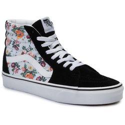 Sneakersy VANS - Sk8-Hi VN0A4BV6V3F1 (Garden Floral) True Wht