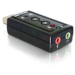 Karta dźwiękowa DELOCK USB Sound Adapter 7.1