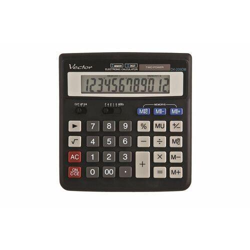 Kalkulatory, Kalkulator VECTOR DK-209DM