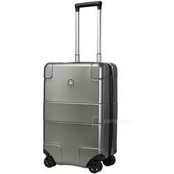 Victorinox Lexicon Hardside mała walizka kabinowa 23/55 cm / szara - Titanium