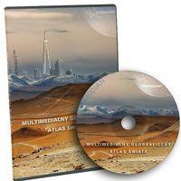 Programy edukacyjne, Multimedialny geograficzny atlas świata