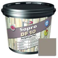 Fugi, Fuga szeroka Sopro Flex DF10 Design 18 piasek szary 5 kg