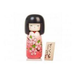 Kokeshi Sakura Pinku