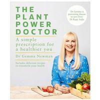 Książki do nauki języka, The Plant Power Doctor - Newman Gemma - książka (opr. miękka)