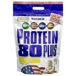 WEIDER Protein 80 Plus - 2000g - Dark Chocolate