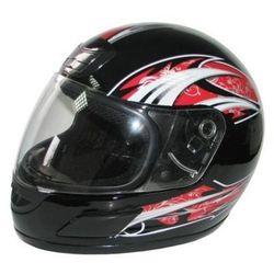 Kask motocyklowy TORQ i5 Integralny Czarny