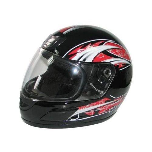Kaski motocyklowe, Kask motocyklowy TORQ i5 Integralny Czarny