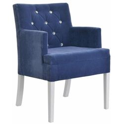 Fotel tapicerowany Toruń Prosty 84 cm