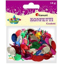 Dekoracje TITANUM konfetti balony 284800