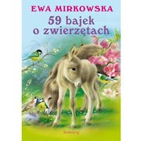E-booki, 59 bajek o zwierzętach - Ewa Mirkowska