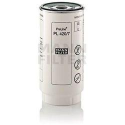 Filtr paliwa MANN-FILTER PL 420/7 X