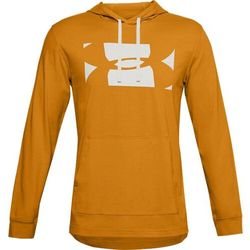 Bluza męska Under Armour Sportstyle Hoodie żółta 1351576 711