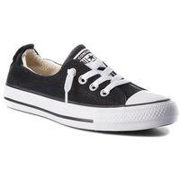 Damskie obuwie sportowe, Trampki CONVERSE - 537081C Black