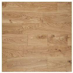 Deska podłogowa lita 15 x 150 mm dębowa laquered 1,26 m2
