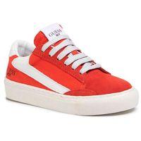 Półbuty i trzewiki dziecięce, Sneakersy GUESS - Luiss Jr FI6LUJ FAP12 R RED