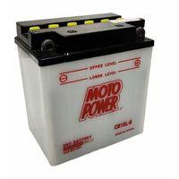 Akumulatory do motocykli, Akumulator motocyklowy Moto Power CB10L-B2 YB10L-B2 12V 11Ah 160A EN P+