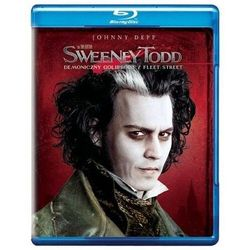 SWEENEY TODD: DEMONICZNY GOLIBRODA Z FLEET STREET (BD) PREMIUM COLLECTION (Płyta BluRay)