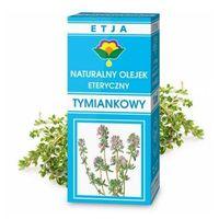 Olejki zapachowe, TYMIANEK - Olejek eteryczny ETJA 10 ml
