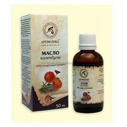 Naturalny olejek z Nagietka lekarskiego ( Calendula ) 50 ml.