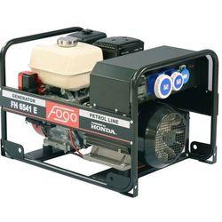 Agregat prądotwórczy Fogo FH 6540, Model - FH 6540