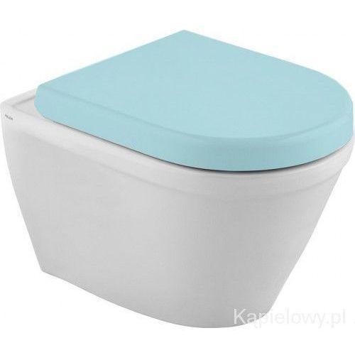 CLAUDIA miska ceramiczna WC podwieszana 35,5x52 cm 71125364