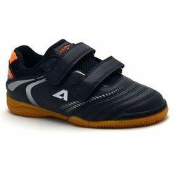 Chłopięce buty sportowe/halówki American Club FH 15/21 Navy