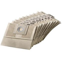 Papierowe worki filtracyjne Kärcher (10 szt)