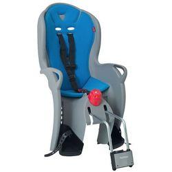 HAMAX fotelik rowerowy Sleepy - Medium Grey/Light Blue