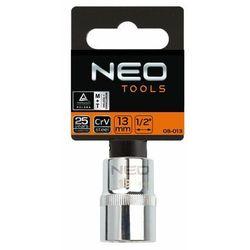 Nasadka sześciokątna NEO 08-036 1/2 cala Superlock 36 mm