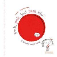 Książki dla dzieci, Puk puk, jest tam kto. W brzuchu naszej mamy - JO WITEK (opr. kartonowa)