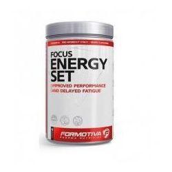 Suplement przedtreiningowy FORMOTIVA Focus Energy Set 480g Najlepszy produkt