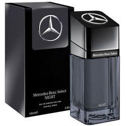 Mercedes-Benz Mercedes-Benz Select Night woda perfumowana 100 ml dla mężczyzn