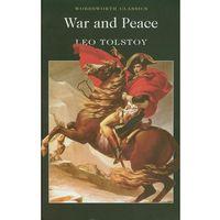 Książki do nauki języka, War and Peace (opr. miękka)
