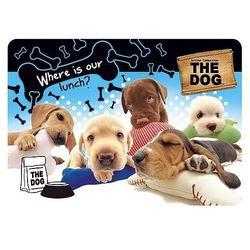 Podkładka laminowana na biurko The Dog