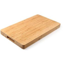 Hendi Drewniana deska do krojenia z uchwytami | różne wymiary - kod Product ID