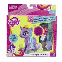 Hasbro My Little Pony Kucyk Starlight Glimmer do dekorowania