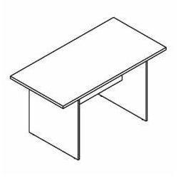 Stół prostokątny PH53 wymiary: 137x70x75,8 cm
