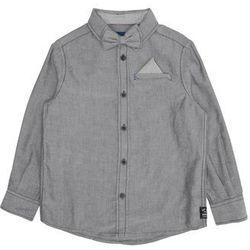 TOM TAILOR Koszula 'shirt solid' szary
