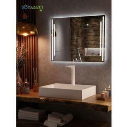 Lustro z oświetleniem ledowym do łazienki: JASMIN-08