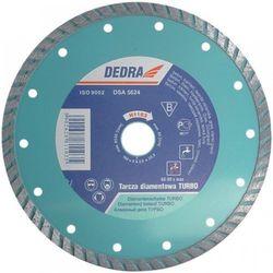 Tarcza do cięcia DEDRA H1104 230 x 22.2 mm turbo + Zamów z DOSTAWĄ JUTRO!