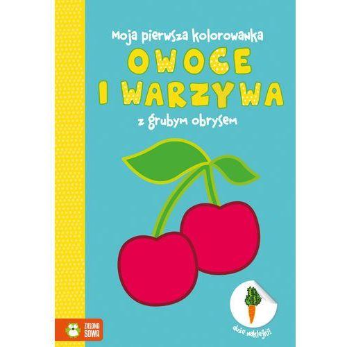 Literatura młodzieżowa, Owoce i warzywa. Darmowy odbiór w niemal 100 księgarniach!