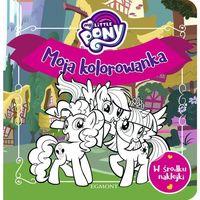 Kolorowanki, My little pony. Moja kolorowanka - AGATA ŁABUDA